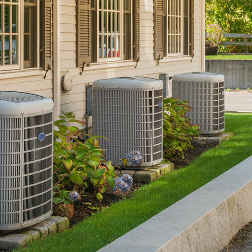 Air Conditioner System Replacement