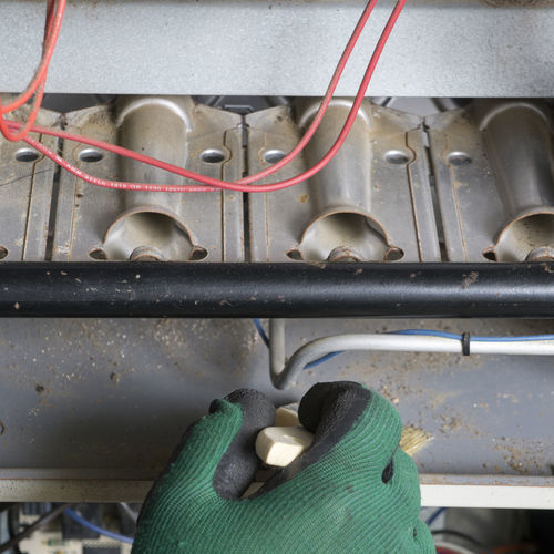 Gas Heater Ignition System.
